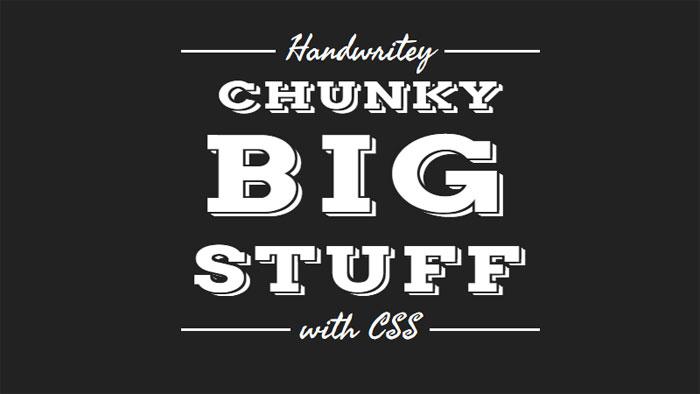 3d-extrude-text-effect-css- CSS Text Effects: 116 ejemplos geniales que puede descargar
