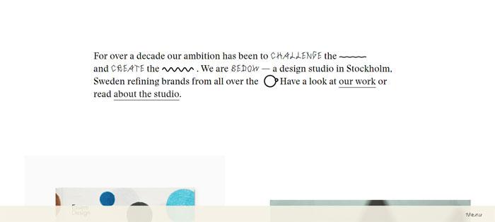 Bedow— A-design-studio-in - 700x314 Compañías de diseño gráfico cuyo trabajo debe revisar