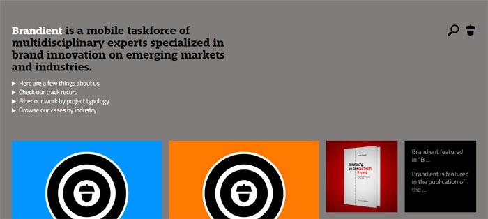 Brandient-Brandient-htt Empresas de diseño gráfico cuyo trabajo debe revisar
