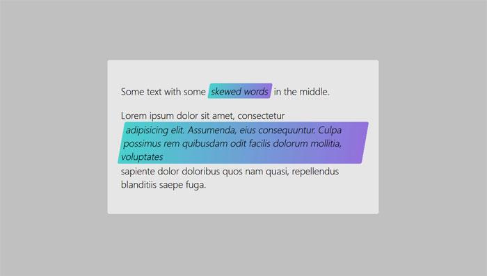 Efectos de texto CSS de intentos de texto de CSS: 116 ejemplos geniales que puede descargar