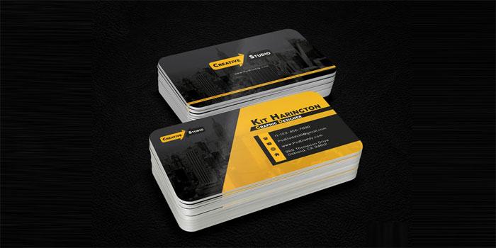 Classic-Business-Card-Templ Plantillas de tarjetas de visita gratuitas que puede descargar hoy