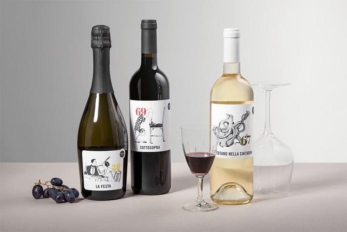 DOGRz5Hf Cómo diseñar etiquetas de vino para atraer la atención de los clientes