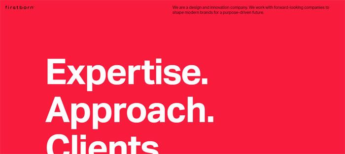 Firstborn.com-https ___ www Compañías de diseño gráfico cuyo trabajo debe revisar