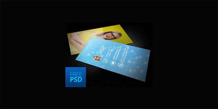 Free-Business-Card-2 Plantillas de tarjetas de visita gratuitas que puede descargar hoy