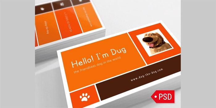 Free-Creative-Modern-Busine Plantillas de tarjetas de visita gratuitas que puedes descargar hoy