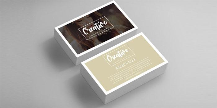 Free-Creative-Photography-B Plantillas de tarjetas de visita gratuitas que puedes descargar hoy
