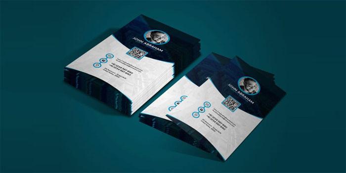 Free-Graphic-Designer-Busin Plantillas de tarjetas de visita gratuitas que puedes descargar hoy