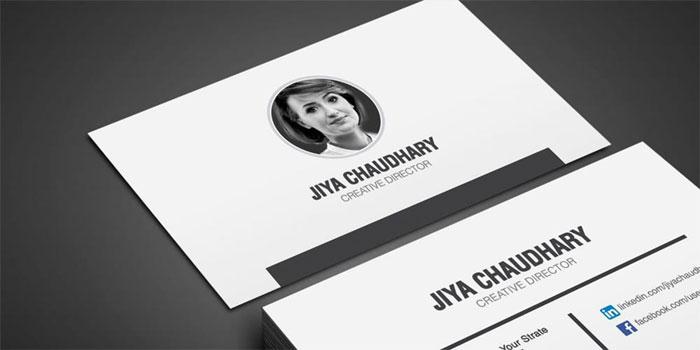 Free-Luxury-Business-Agency Plantillas de tarjetas de visita gratuitas que puede descargar hoy