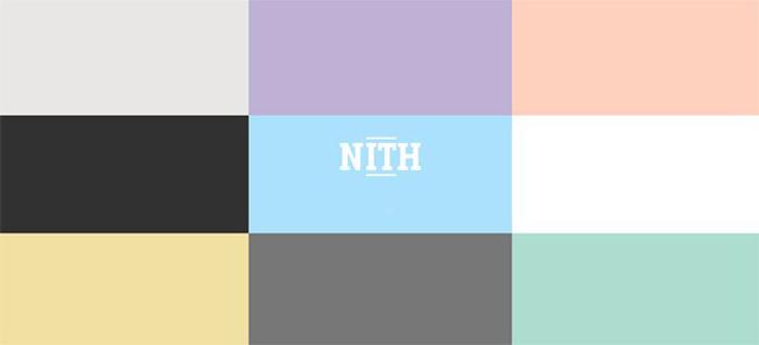 Colores pastel:: uso con ejemplos