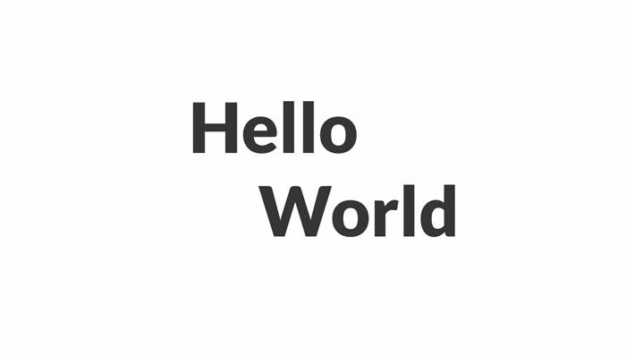 Efectos de texto CSS de GSAP-revelación-texto-animación: 116 ejemplos geniales que puede descargar