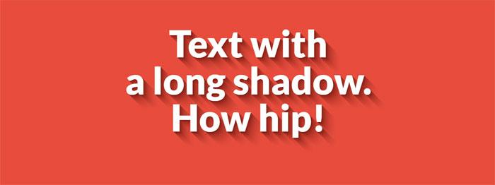 Long-Shadow-Gradient-Mix_- Efectos de texto CSS: 116 ejemplos geniales que puedes descargar