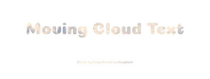Moving-Cloud_-https ___ cod CSS Efectos de texto: 116 ejemplos geniales que puedes descargar