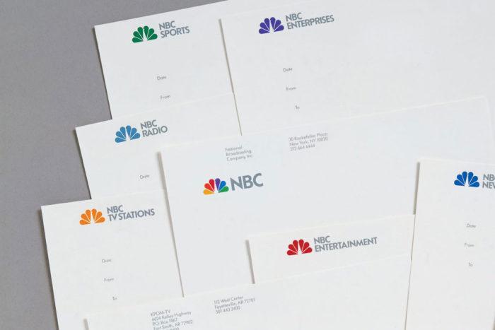 NBC-w-Stationery-1410x940-700x4767 Compañías de diseño gráfico cuyo trabajo debe revisar
