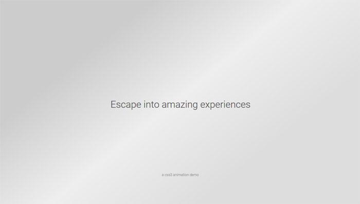 Efectos de texto CSS de REVELACIÓN DE TEXTO: 116 ejemplos geniales que puede descargar