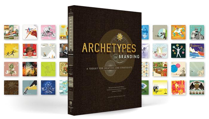 archetypes_cover Libros de diseño de logotipos que lo ayudarán a convertirse en un mejor diseñador de logotipos.