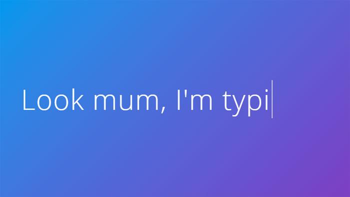 Efectos de texto CSS con función de tipificación automática de texto: 116 ejemplos geniales que puede descargar