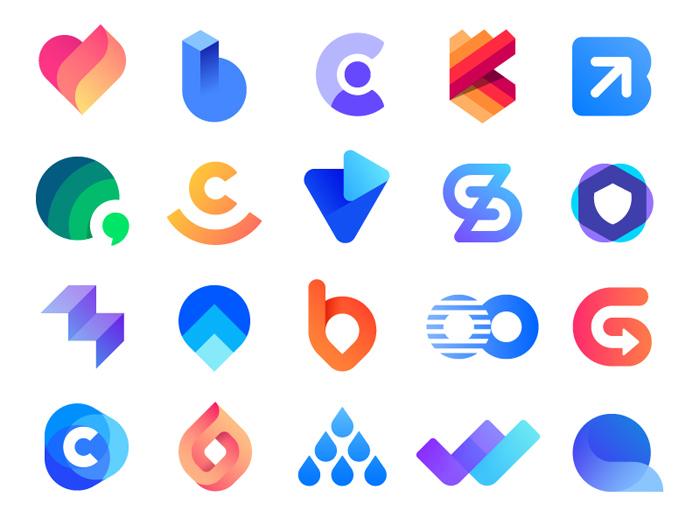 behance Ideas de diseño de logotipo que debe utilizar para proyectos de marca