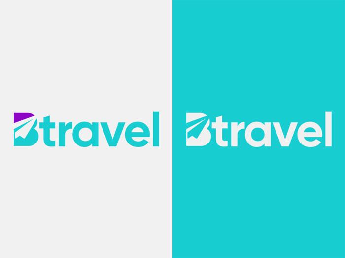 Dribbble_first_shot Ideas de diseño de logotipos de viajes que debe utilizar en su próximo proyecto