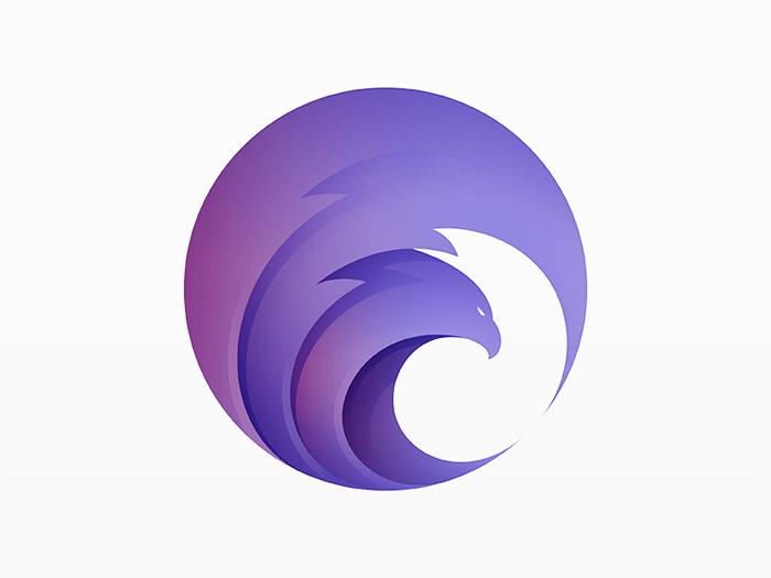 eagle2 Ideas de diseño de logotipo que debe utilizar para proyectos de marca