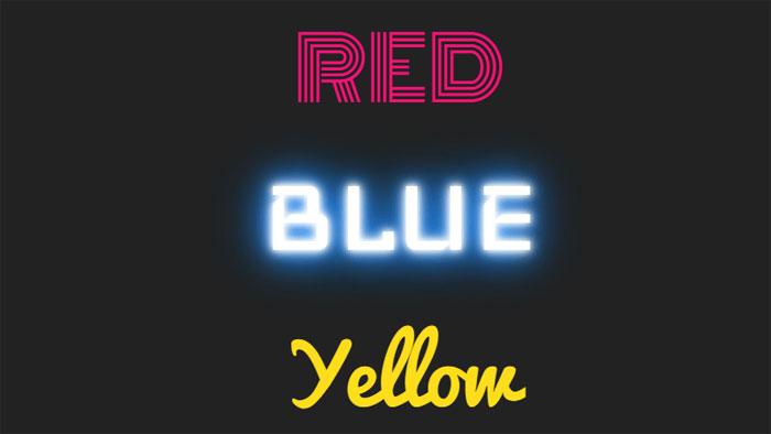 efek-typography-text-neon-p CSS Text Effects: 116 ejemplos geniales que puede descargar