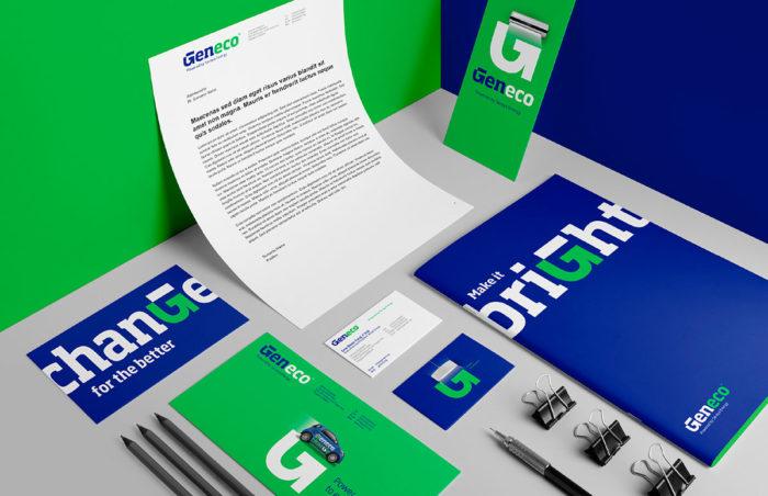 Geneco-Stationary-Design-by-Brandient-700x452 Empresas de diseño gráfico cuyo trabajo debe revisar