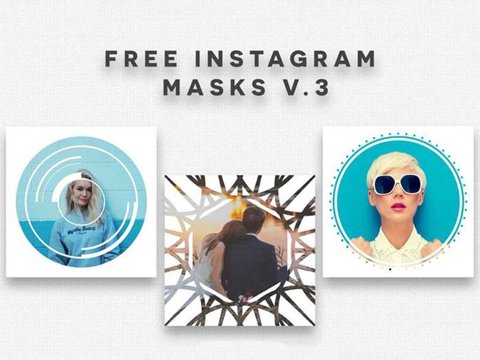 Instaframe-mask-v Plantillas de Instagram para descargar en tus presentaciones