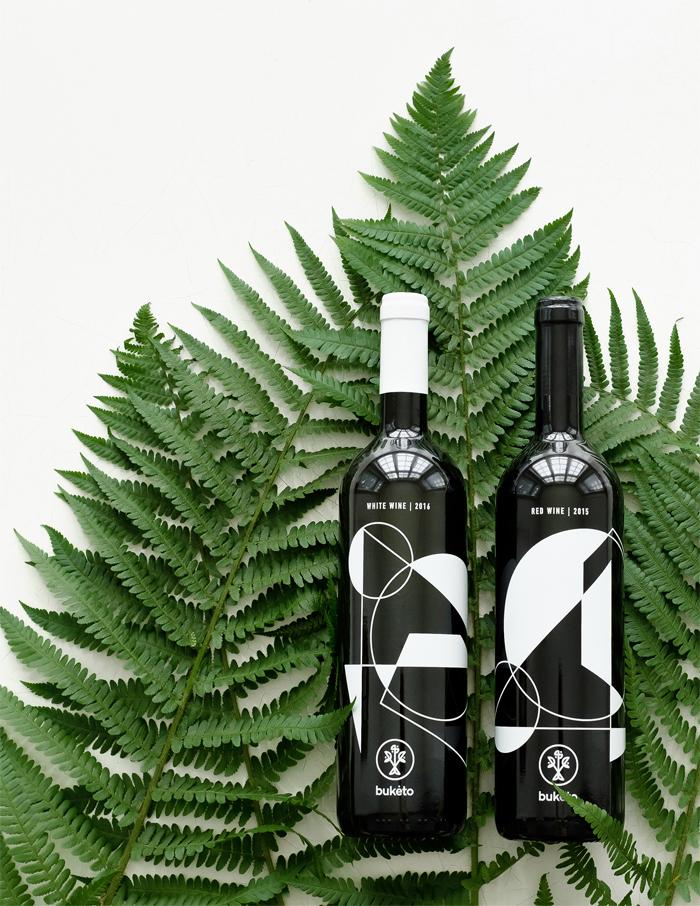 lazy_snail_buketo_bottles Cómo diseñar etiquetas de vino para atraer la atención de los clientes