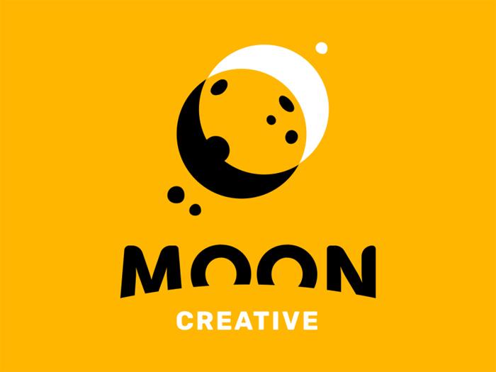 moon_animated_logo_design_t Ideas de diseño de logotipo que debe utilizar para proyectos de marca