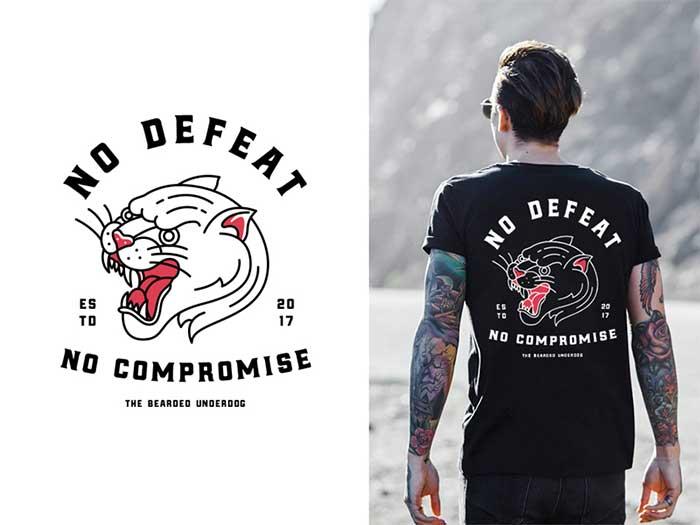 Ideas de diseño de camiseta nod1 que te inspirarán para diseñar una camiseta