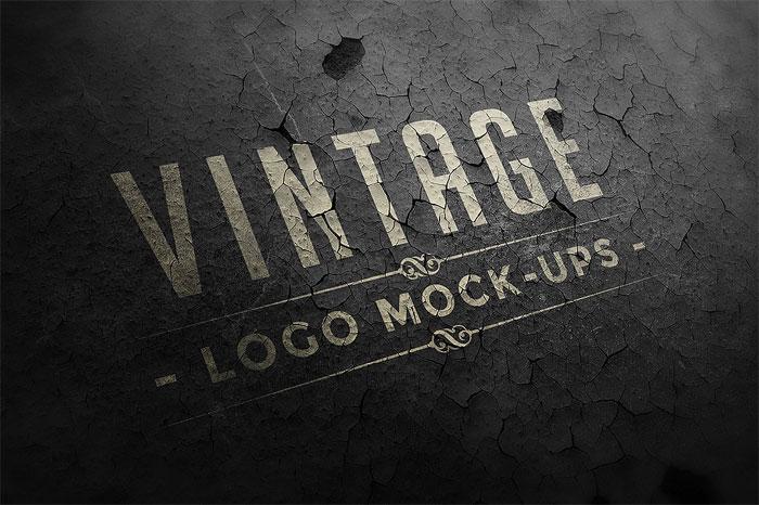 Plantillas de maquetas de logotipo de presentación 1-1 para descargar y usar para presentar sus logotipos