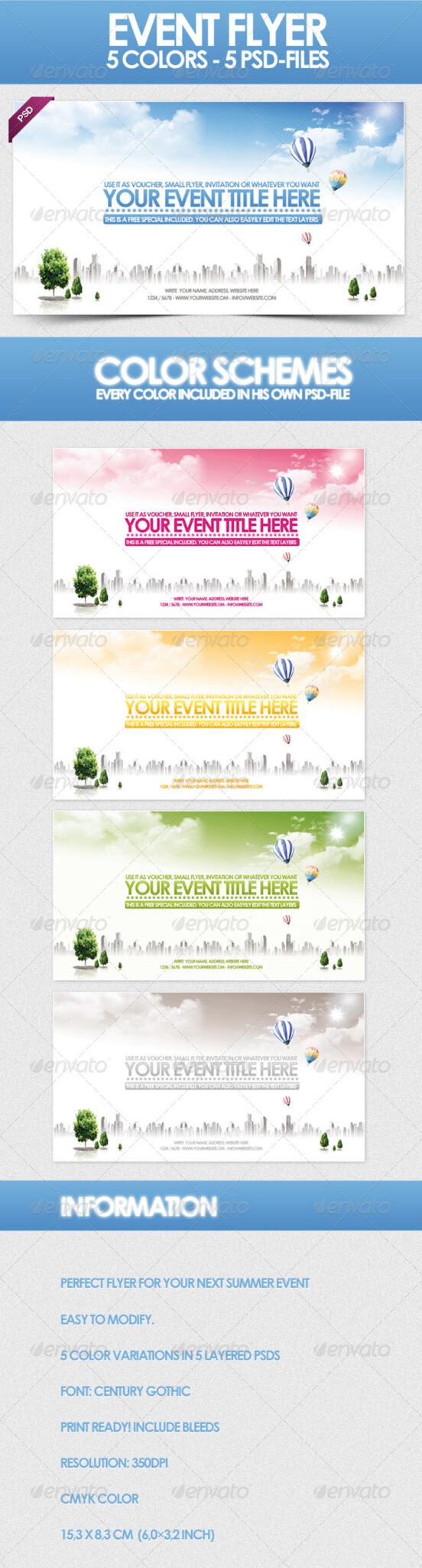 preview-1 43 plantillas de Flyer que debes descargar para tus clientes