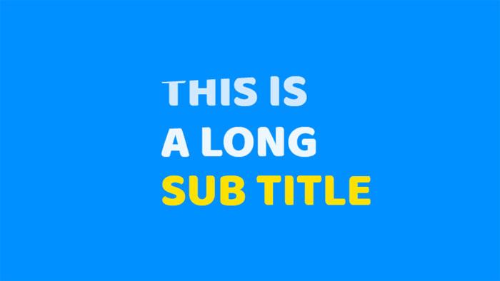 Efectos de texto CSS de pure-css-text-animation: 116 ejemplos geniales que puedes descargar