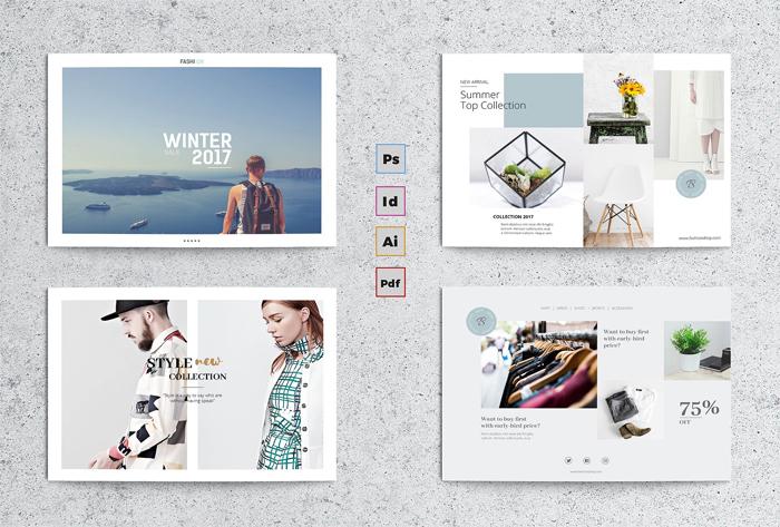pw8- 43 plantillas de folleto que debe descargar para sus clientes
