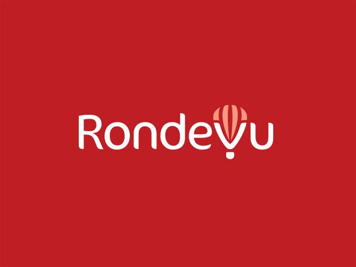 Ideas de diseño de logo de viaje de rondevu_dribbble que debe usar en su próximo proyecto