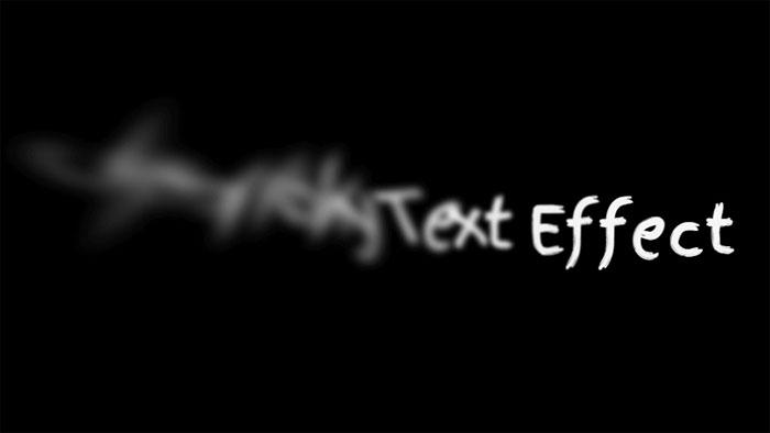 Efectos de texto con texto ahumado en CSS: 116 ejemplos geniales que puedes descargar