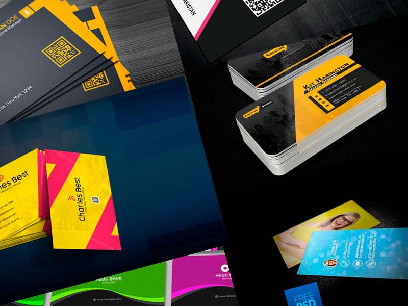 Plantillas de tarjetas de presentación gratis