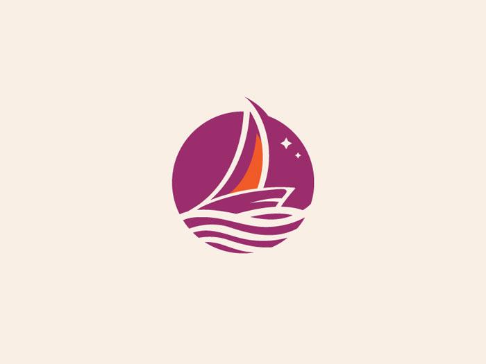 Travel-01 Ideas de diseño de logotipos de viajes que debe utilizar en su próximo proyecto