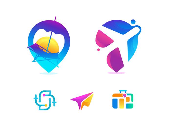 Travel_logo800x600 Ideas de diseño de logotipos de viajes que debe utilizar en su próximo proyecto