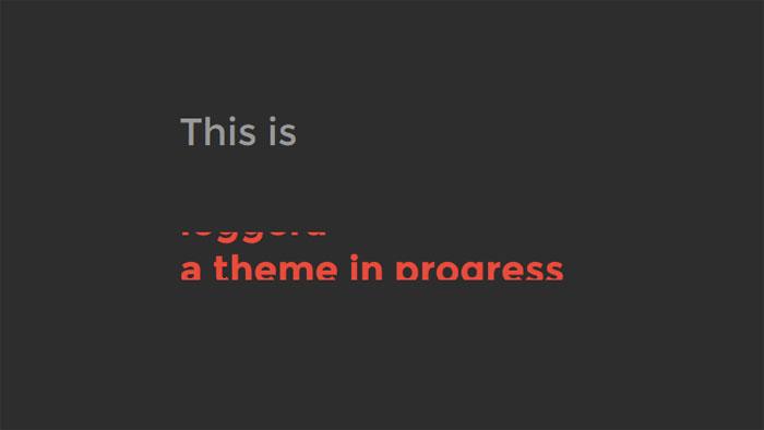 Efectos de texto CSS con rotación vertical de texto: 116 Ejemplos geniales que puede descargar