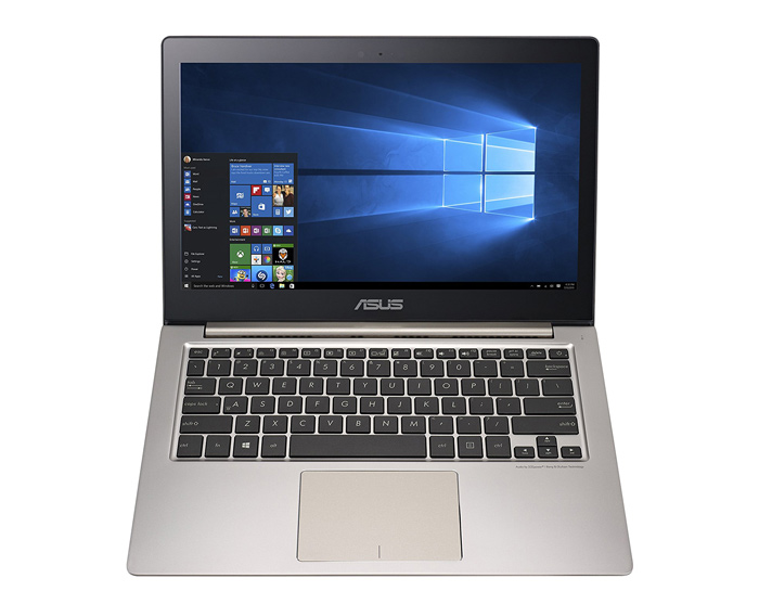 ASUS-ZenBook2 La mejor computadora portátil para diseño gráfico: cuál elegir