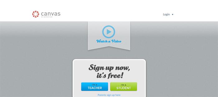 Create-a-Canvas-Acco_-htt Neat startups en San Francisco con buenos diseños de sitios web
