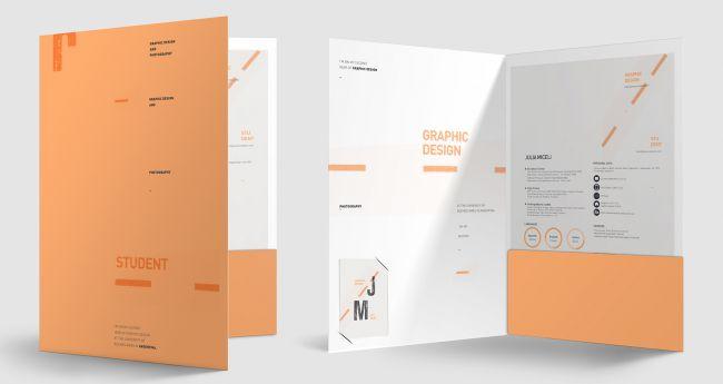 Diseños de currículums creativos