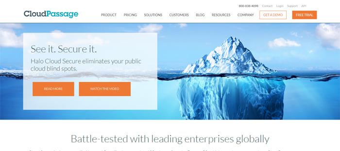 Halo-Cloud-Secure_-Unified - 700x312 nuevas empresas en San Francisco con buenos diseños de sitios web