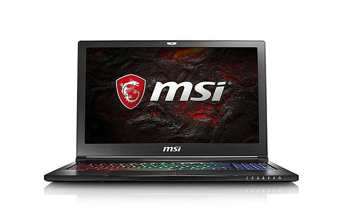 MSI-GS63VR-Stealth La mejor computadora portátil para diseño gráfico: cuál elegir