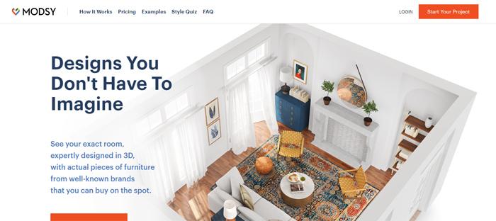 Modsy-https ___ www.modsy_.c Nuevas empresas en San Francisco con buenos diseños de sitios web