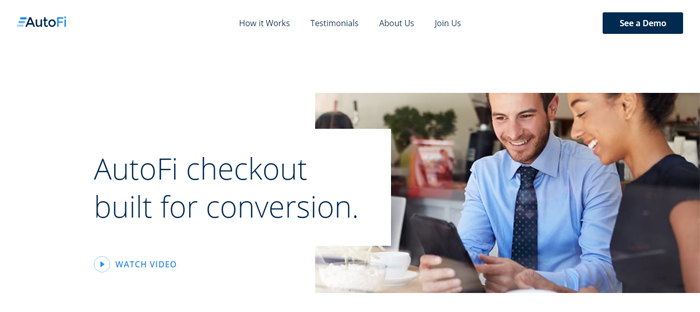 Autofinanciamiento en línea Aut Nuevas empresas en San Francisco con buenos diseños de sitios web