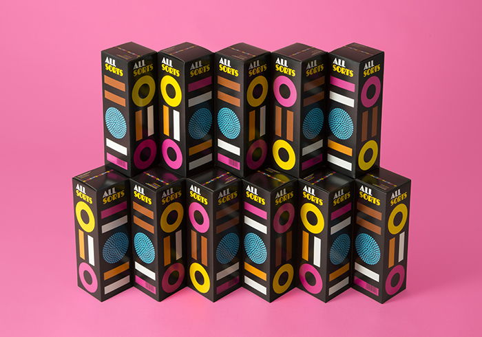 envases de caramelos, Allsort-700x490 Candy Packaging: todo lo que necesita saber sobre él.