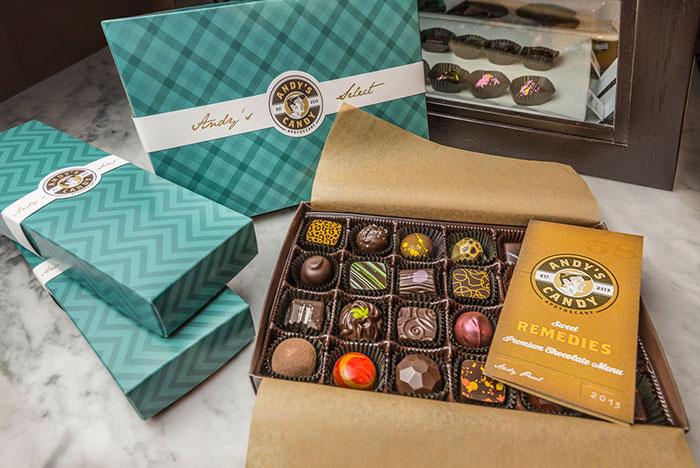 envases de caramelos, Envasado de dulces andys-700x468: todo lo que necesita saber al respecto