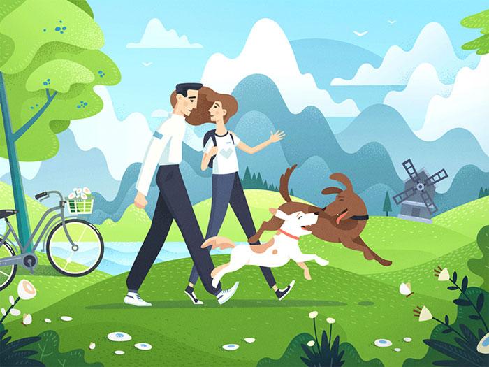 Definición de diseño gráfico para perros: qué es y qué hace un diseñador gráfico