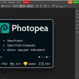 photopea copia de photoshop